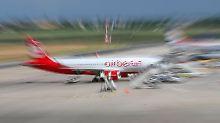 Zerschlagung zeichnet sich ab: Bund weist Kritik an Air-Berlin-Hilfen zurück