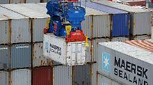 Hohe Abschreibungen: Moeller-Maersk rutscht in die Verlustzone