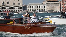 Hier logieren die Stars: Venedig ist in Hollywood beliebt