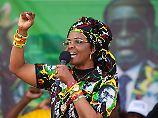 Prügelattacke einer First Lady: Kommt Grace Mugabe ungeschoren davon?