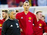 Der Sport-Tag: Mourinho lockt Ibrahimovic mit Trainerjob