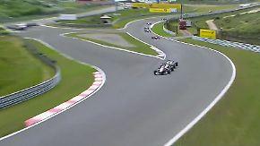 Günther führt, Schumacher debütiert: Formel 3 startet rasante Berg- und Talfahrt in Zandvoort