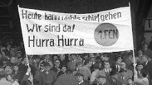 """Redelings über die Saison 67/68: """"Club"""" holt Höllen-Schale, Liga flirtet mit Ruin"""