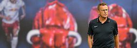 Übergangslösung für ein Jahr: RB Leipzig bestätigt Rangnick als Trainer
