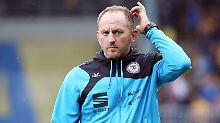 Neuer Trainer nach Abstieg: Lieberknecht verlässt Braunschweig