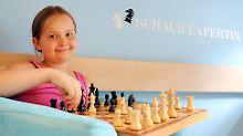 """""""Schach ist mein Leben"""": Neunjährige Zwickauerin fährt zur WM"""