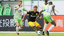 "Götze beflügelt Dortmund: ""Super Mario"" glänzt beim BVB-Gipfelsturm"
