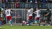 Fahnen-Fauxpas & Elch-Crash: Fußballer und ihre kuriosen Verletzungen