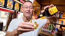 Tomate und Basilikum als Topping: Saarländer begeistert mit Maggi-Eis