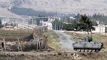 Einsatz an syrischer Grenze: Türkei verhindert IS-Terroranschlag