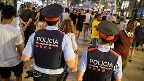 Anschläge in Barcelona und Cambrils: Imam soll Attentäter radikalisiert haben