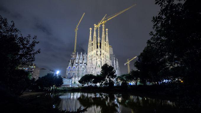Terrorzelle hatte Sagrada Família im Visier