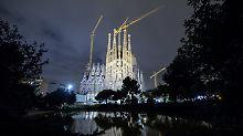 Angriff auf Ramblas nur Plan B?: Terrorzelle hatte Sagrada Família im Visier