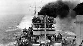 "... dem legendären Kreuzer  ""USS Indianapolis""."