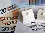 Gegen Grundsteuerreform: Hausbesitzer befürchten Mietenexplosion