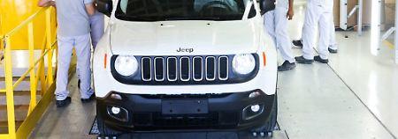 Great Wall Motor ist vor allem am Jeep interessiert.