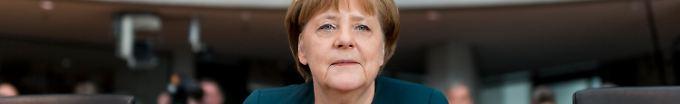 Der Tag: 12:03 Merkel findet Millionenboni für Autobosse ungerecht