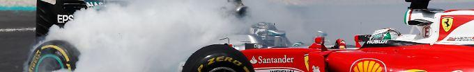 Der Sport-Tag: 13:28 Rosberg: Vettel hat im WM-Kampf keine Chance