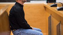 "Geliebte ""aus Wut"" erwürgt: 42-Jähriger muss lebenslang ins Gefängnis"