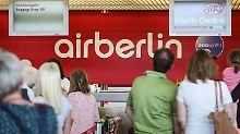 Verhandlungen unter Zeitdruck: Diese Probleme belasten Air Berlin