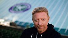 Rückkehr zum deutschen Verband: Becker wird Chef der Tennis-Herren