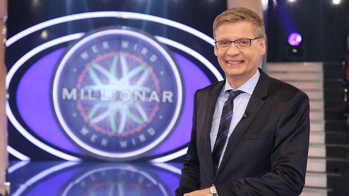 """Endlich wieder """"Wer wird Millionör?""""-Zeit ..."""