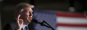 Trumps Spiel mit dem Feuer: USA ordnen Afghanistan-Politik neu