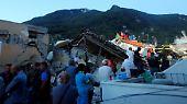 Mindestens zwei Tote: Auf Ischia bebt die Erde