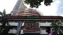 Der Börsen-Tag: Börse Mumbai schmeißt 200 Geister-Aktien raus