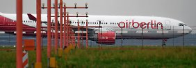 Gläubigerausschuss am Zug: Air Berlin droht Blitz-Aufspaltung