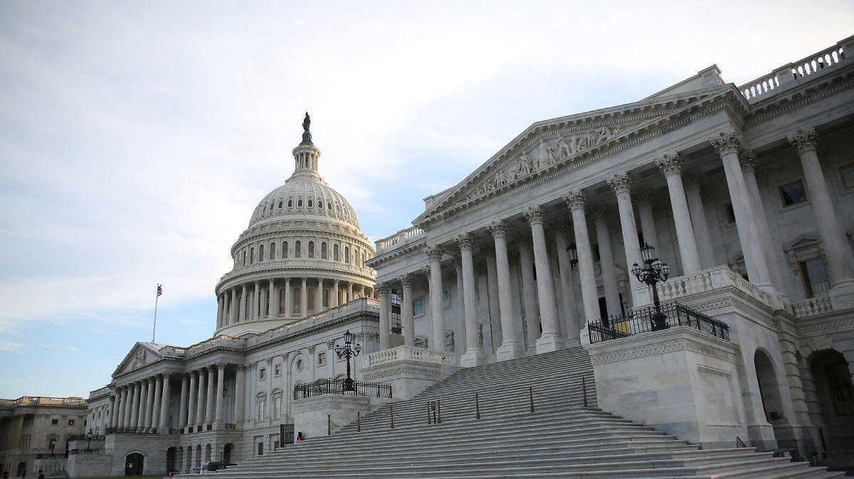 USA nähern sich der Schuldendecke