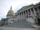 Trump gibt die Opposition: USA nähern sich der Schuldendecke