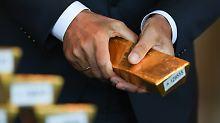 Keine Bestände mehr in Paris: Bundesbank holt Goldreserven heim
