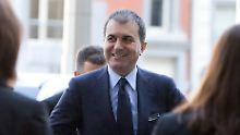 """""""Kopiert von Rassisten"""": Türkischer Minister rechnet mit Gabriel ab"""