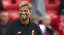 """Entfesselte """"Reds"""" ohne Erbarmen: Klopps Liverpool entzaubert Hoffenheim"""
