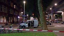Terrorwarnung in Rotterdam: Gasflaschen gefunden - Konzert abgesagt