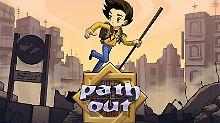 """Flucht wird zum Computerspiel: """"Path Out"""" spielt im Syrien-Krieg"""