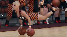 Diesen Korb kriegen wir gerne: Katy Perry ganz ballaballa