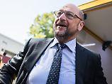 """Interview mit Martin Schulz: """"Das wird noch spannend, glauben Sie mir!"""""""