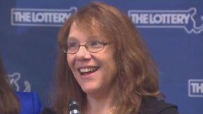 758 Millionen Dollar Gewinn: US-Amerikanerin knackt riesigen Lotto-Jackpot