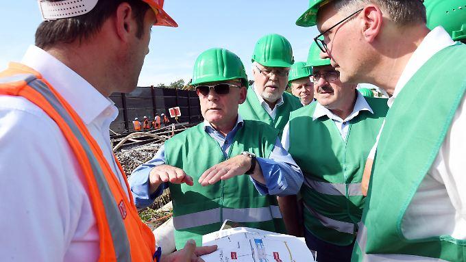 Nach Tunneleinbruch bei Rastatt: Bahnsperrung verursacht Millionenschaden