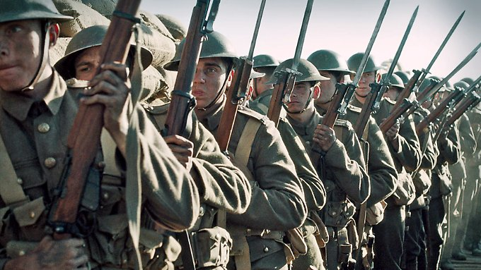 """Der Erste Weltkrieg und seine """"Generation der Verdammten""""."""