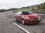 Ab 2014 gab es die Giulietta sogar mit 240 PS.