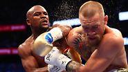 Box-Weltmeister sagt Adieu: Mayweather verweist McGregor zurück in den Käfig
