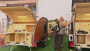Kompaktes Eigenheim auf Rädern: Campingurlaub erlebt eine Renaissance