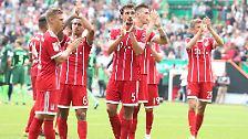 """Die Bundesliga in Wort und Witz: """"Ich bin sauer und angepisst"""""""