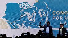 Politik statt Waffen: Farc-Rebellen beginnen Parteigründung
