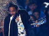 Der Tag: Kendrick Lamar räumt bei MTV Awards ab