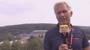 """Christian Danner zum Rennen in Spa: """"Highlight im Zweikampf zwischen Hamilton und Vettel"""""""