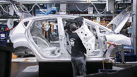Brexit lässt Kosten steigen: Deutsche Autohersteller bangen um Zuliefererkette